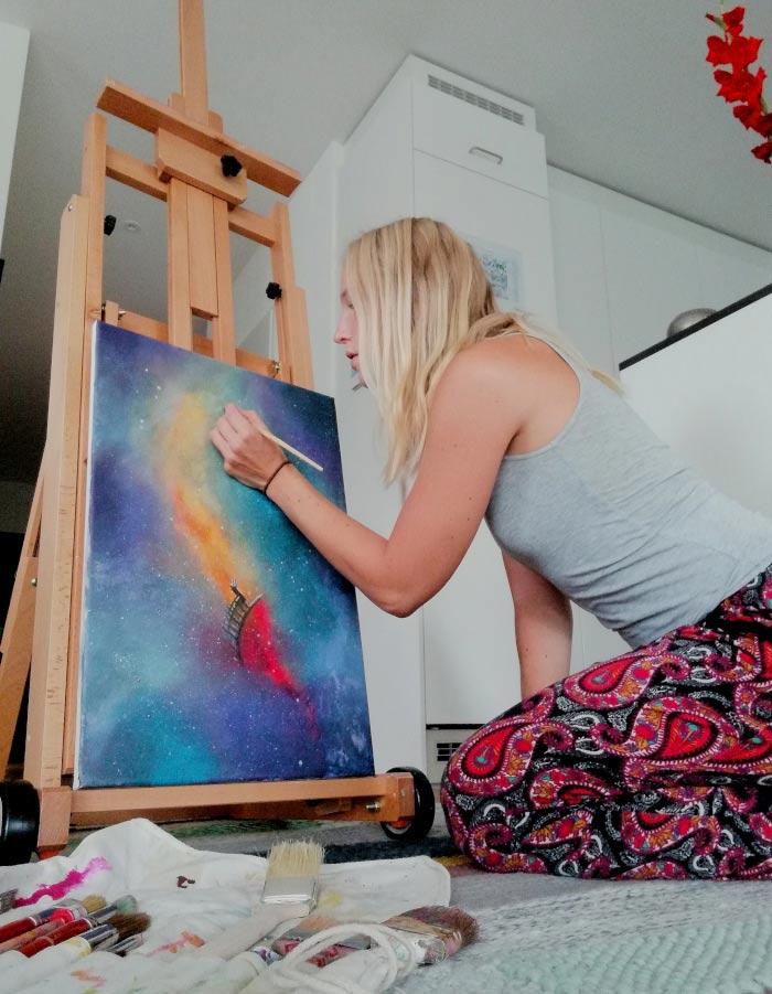 Katrin Bochynek Kunst